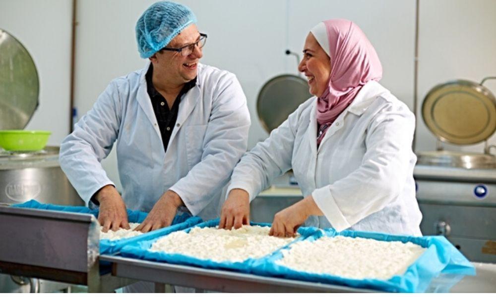 Interviewing… Razan Alsous of Yorkshire Dama Cheese Ltd